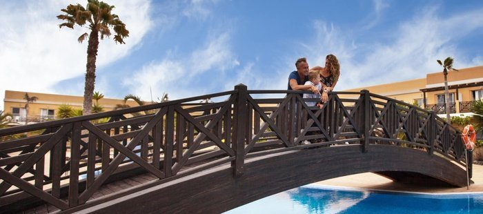 Фотография отеля Отель Coral Cotillo Beach