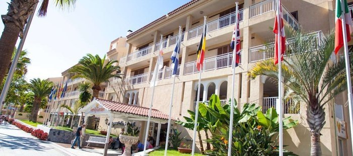 Фотография отеля Hotel Coral Compostela Beach