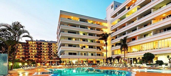 Фотография отеля Hotel Coral Suites & Spa