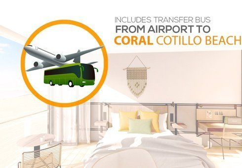 Premium Room with Airport Transfer included