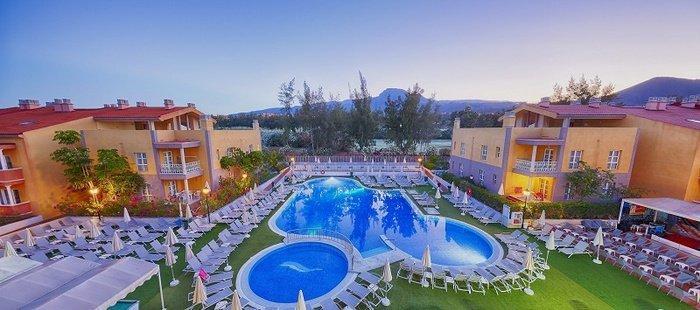 Фотография отеля Hotel Coral Compostela Beach Golf